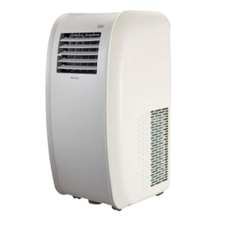 GREE Laffis portable Heatpump - perfect for motorhomes too. Just plug it in.